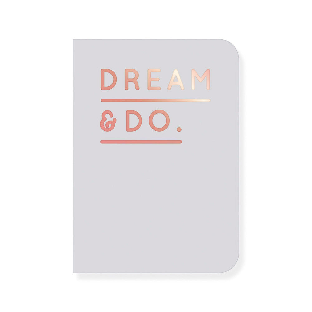 Notizheft - Dream&Do, DIN A6