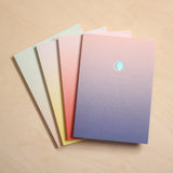 Notebook - Gradient Moon - A5