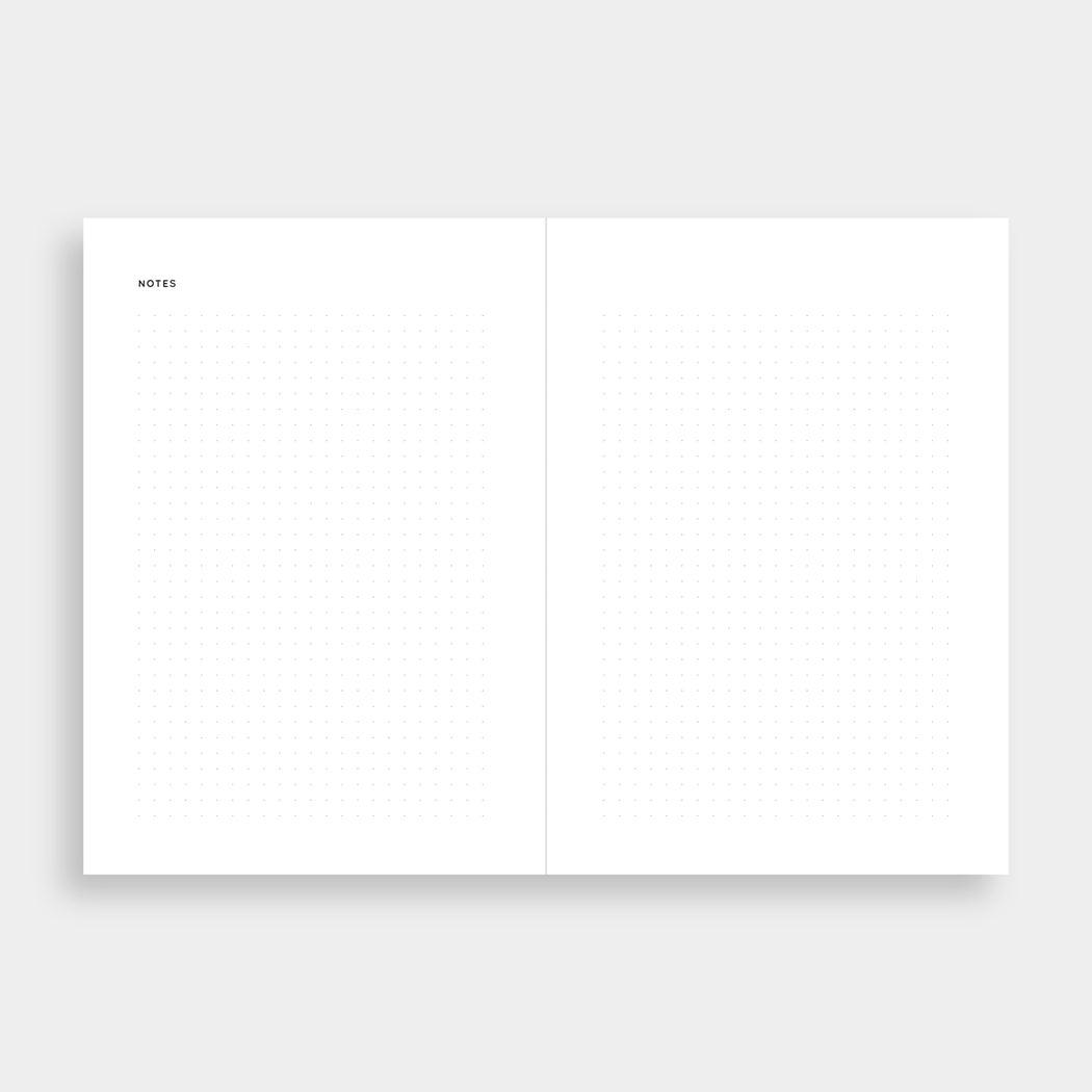 Hardcover Kalender / Planner 2020 (DIN A5), IT'S NICE TO BE NICE