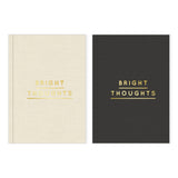 Hardcover Notizbuch - Bright Thoughts