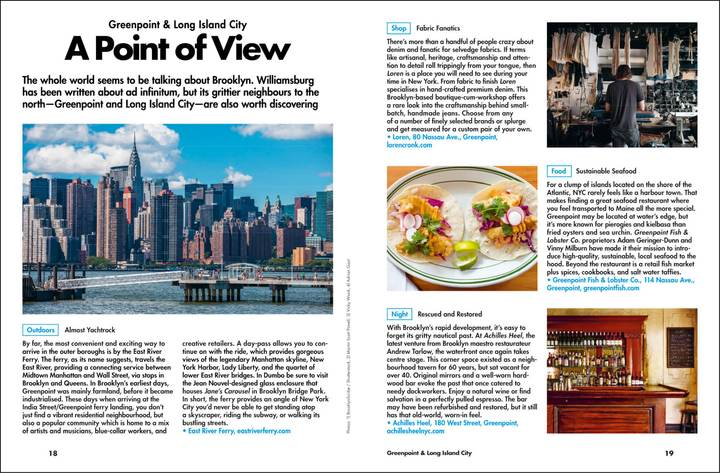 City Guide - NYC