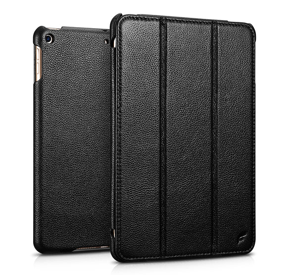 Classic Leather Case iPad Mini 5 Black