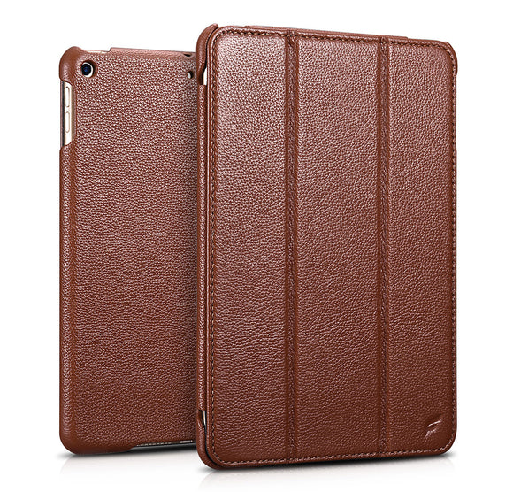 Classic Leather Case iPad Mini 5 Brown