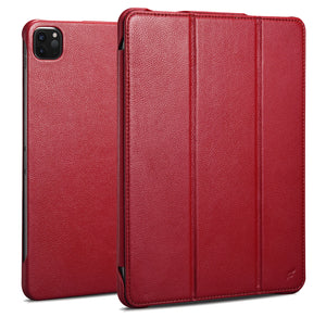 "Classic Leather Case iPad Pro 11"" (2020) - Red"