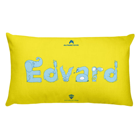 ABC Pillow with your name