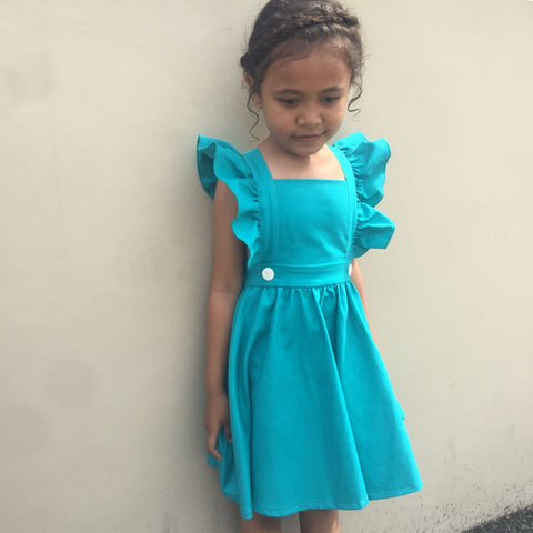 Dress Tosca Pinafore