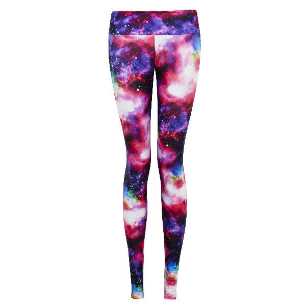 Universe Pink Leggings