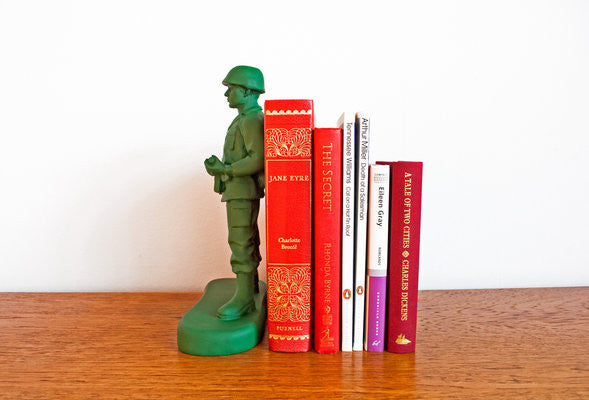 Soldier Bookend