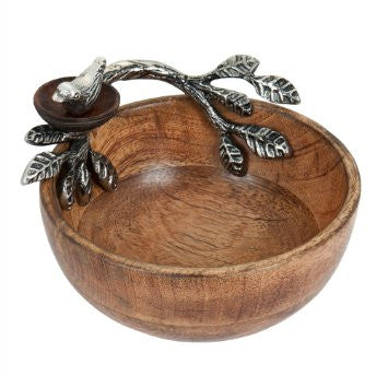 Bird Nest Dip Bowl