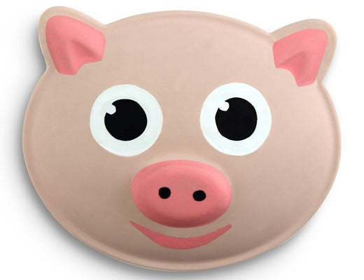 Talking Bag Clip - Pig