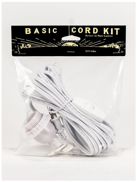 Basic Lighting Cord Kit