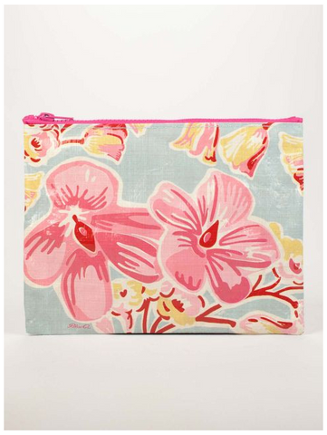 Pouch - Bring Me Flowers Zipper