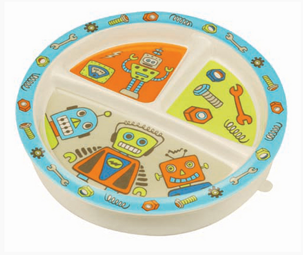 Divided Suction Plate - Retro Robot™