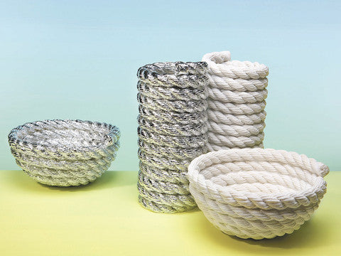 Bowl Rope Coil