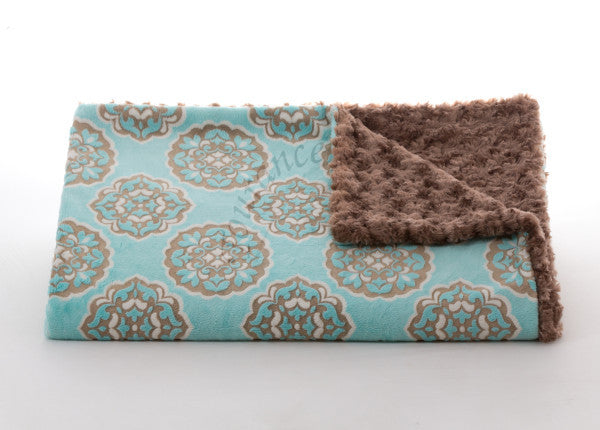 Lux Classic Throw Annabella Ocean