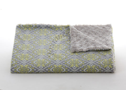 Lux Classic Throw Barcelona Sage