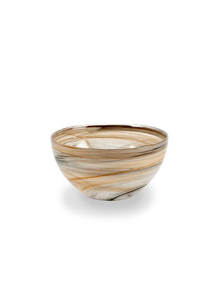 Alabaster Small Deep Bowl