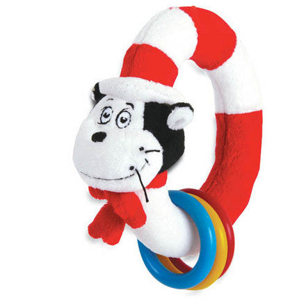 Dr. Seuss Rattle
