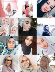 Day #5/7:What your hijab style says about you