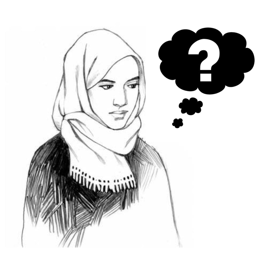 Day #1/7: Questions i asked myself before donning the Hijab