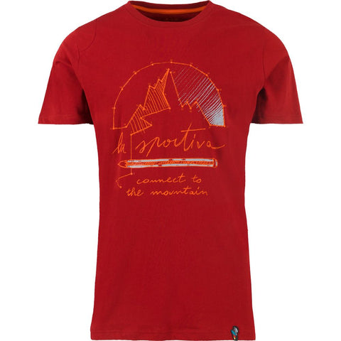 La Sportiva Connect T-Shirt - Men's