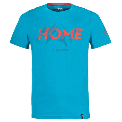 La Sportiva Mountain Is Home T-Shirt - Men's Short Sleeve