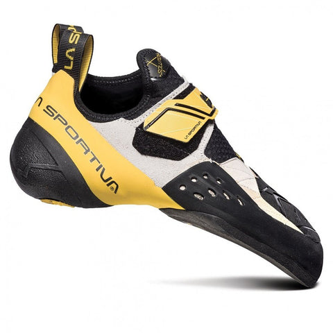 La Sportiva Solution - Men's Climbing Shoe Velcro