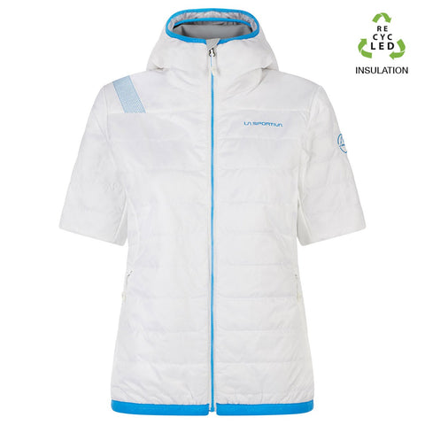 La Sportiva Glow Short Sleeve Jacket - Women's