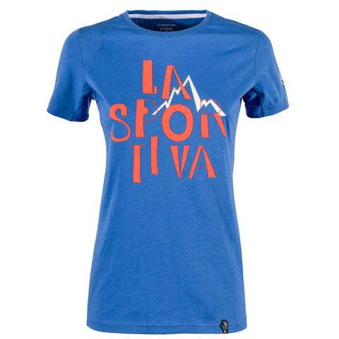 La Sportiva Twenties T-Shirt - Women's Short Sleeve