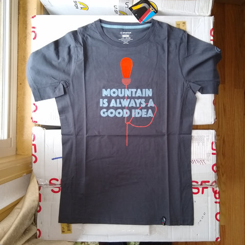 La Sportiva Idea T-Shirt - Men's Cotton