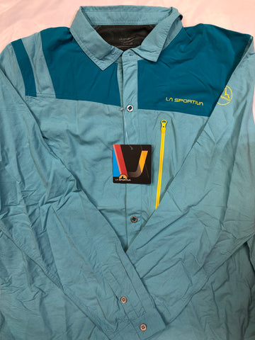 La Sportiva Kaver - Men's Long Sleeve Shirt