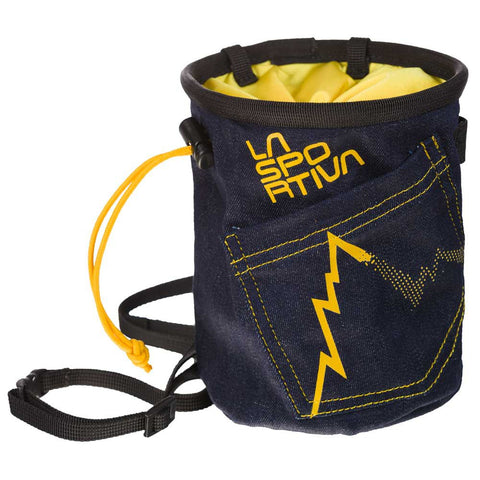 La Sportiva Jeans Chalk Bag - Full Fist