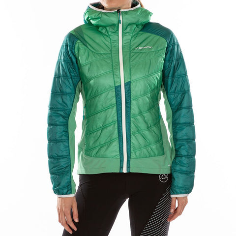 La Sportiva Exodar Jacket - Women's Insulated w/ Hood