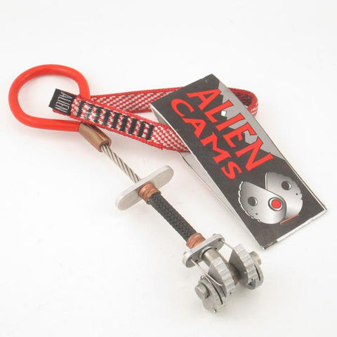 Fixe Hardware Alien Cam, Size 1 Red