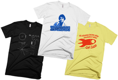 Carl Sagan T-Shirts