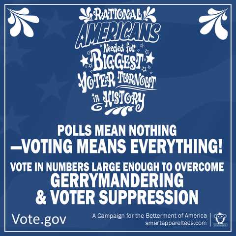 Gerrymandering & Voter Suppression