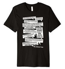 Neil deGrasse Tyson Quotes shirt