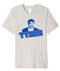 Neil deGrasse Tyson retro tee