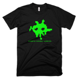 8-bit FSM t shirt (Black)