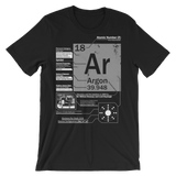 Argon t shirt