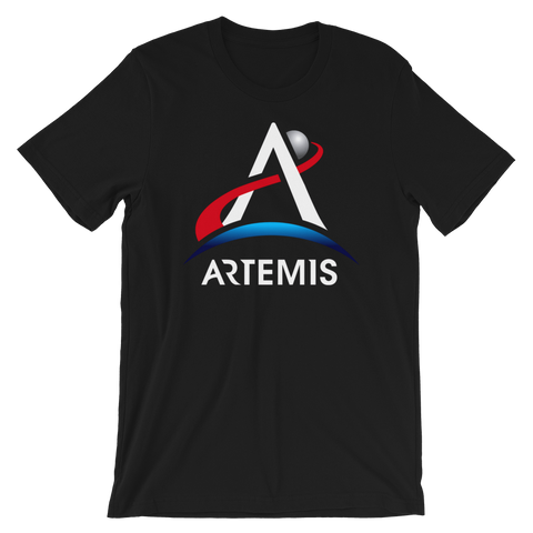 Artemis Program NASA tee shirt