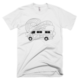 Feynman Diagrams t shirt | Richard Feynman's Van