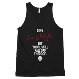 Formula for Gravity T-Shirt—Pigville Productions