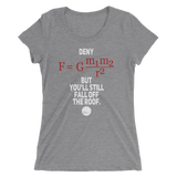Women's Formula for Gravity T-Shirt—Pigville Production