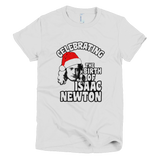 Isaac Newton Birthday shirt