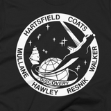 NASA Discovery T-Shirt - STS 41 D graphic tee IMAGE