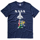NASA T-Shirt - STS-116 Mission Inspired tee