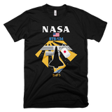 NASA T-Shirt - STS-124 mission