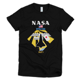 NASA T-Shirt - STS-124 mission shirt