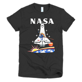 NASA T-Shirt - STS-34 Mission Inspired graphic tee